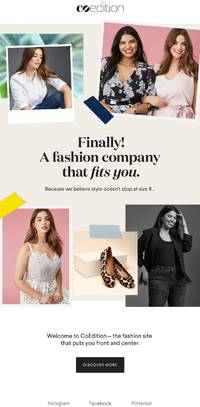 four former gilt executives just launched an online shopping emporium dedicated to the plus-size fashion market