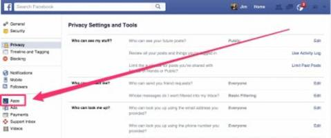 How to see all the apps tracking you on Facebook —and block them (FB)