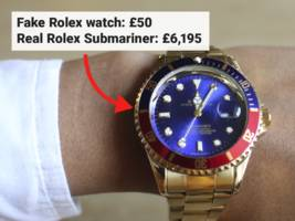 our mission to buy a fake rolex on facebook reveals how the company is playing host to countless criminal enterprises (fb)