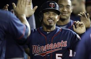 Twins deal with Polanco suspension; Escobar next up at SS