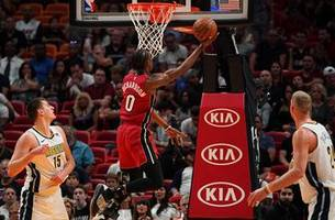 heat pull out win over nuggets in double-overtime thriller