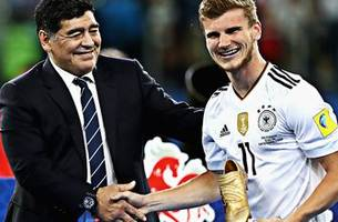 who will be germany's main striker at the world cup?