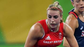 commonwealth games: team gb hockey trio miss out for england through injury