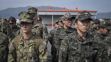 joint military drills between the us and south korea have a start date