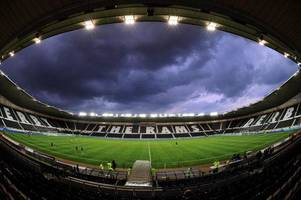 new date set for derby county v cardiff city match
