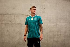 people are freaking out over germany's brilliant throwback shirt for the world cup