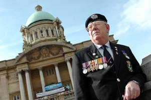 hull veteran says sailors handed russian ww2 medals would be 'pretty disgusted' over former spy poisoning in salisbury