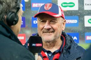 tim sheens pledges to use hull kr's squad depth in st helens, hull fc and wigan warriors tests