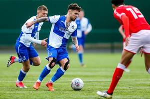 Tom Nichols nets, Dom Telford hat-trick and first goals for Kris Owens in Rovers Development win