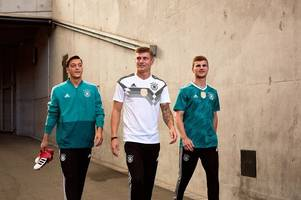 germany's brilliant throwback shirt for the world cup brings back memories of italia 90