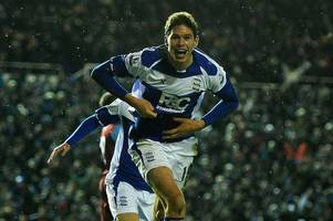 birmingham city v aston villa: the legends who've made themselves derby day heroes