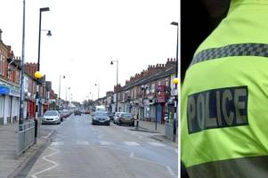 Three arrested after drugs warrant executed by police in Scunthorpe town centre