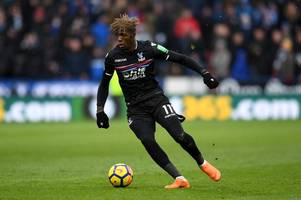 crystal palace ace reveals pain and frustration after being 'hacked down' in huddersfield town clash