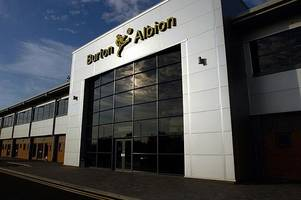 burton albion sign up to scheme to get mums involved in football