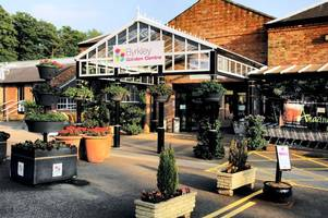 Garden centre told by environmental health inspectors to make improvements
