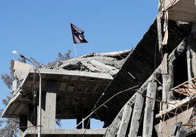 ISIS takes Damascus area after rebels pull out