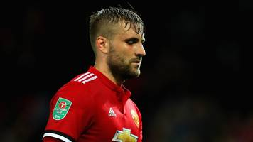 Luke Shaw: Ashley Young says Man Utd team-mate can be 'one of the best in the world'