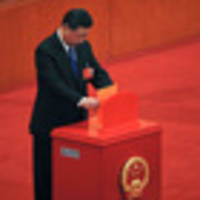 china's leader tightens grip with new anti-corruption agency