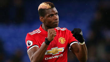 man utd midfielder paul pogba reveals surprise ex-england star as one of his childhood idols