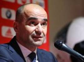 belgium manager roberto martinez fears for premier league stars