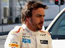 no hiding place for underfire mclaren and fernando alonso