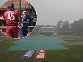 Scotland denied World Cup place and famous win over West Indies