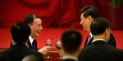 china's new vice president is the country's best hope for avoiding a trade war