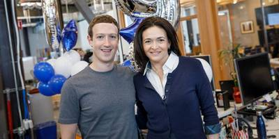 Mark Zuckerberg and Sheryl Sandberg are quietly freaking out and pulling late nights behind the scenes (FB)