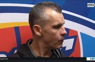 billy donovan on late-game execution, loss to boston
