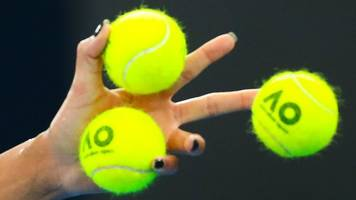 what colour do you think these tennis balls are?