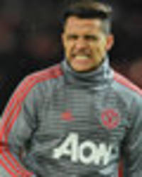 alexis sanchez 'does not want to be at man utd' amid reports he has made a huge error