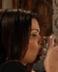 Coronation Street Carla's drinking and incest shocker offends viewers