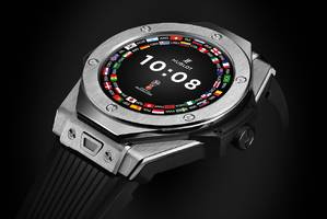 world cup referees will use hublot's new wear os watch to check for goals