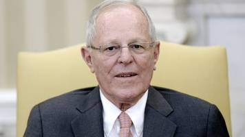 Peru's President Resigns Ahead Of 2nd Impeachment Vote