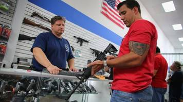 spending bill may include tougher background checks for gun purchases