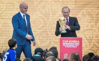 boris: putin will use world cup for pr as hitler did olympics