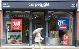 carpetright inks pricey bridging loan – and wants landlord restructuring