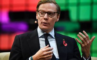 may insists there's no government links to cambridge analytica