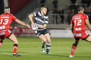lee radford orders hull fc to heavily improve attack against catalans dragons