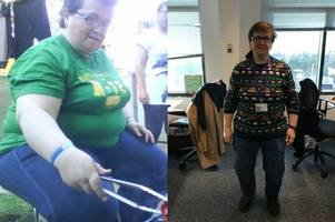before and after: the incredible weight loss of bristol mum and daughter who shed 100lbs and 12 dress sizes