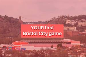'standing on a milk crate, assisting a winner and being hooked for life' - bristol city fans share their first match memories