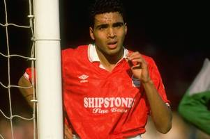 former nottingham forest defender gary charles linked with move into management
