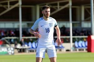 nottingham forest striker ben brereton starts as england under-19s beat hungary in european championships qualifier