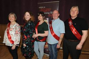 wishaw slimming club's biggest losers feel like winners after shedding combined 28 stone