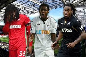 swansea city forgotten man renato sanches curiously compared to man city's leroy sane and told he needs to find 'a home' ahead of swans return