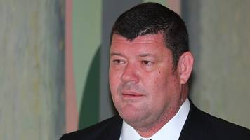 james packer: billionaire quits crown resorts over mental health