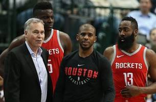 shannon sharpe explains how houston continues to impress and can dethrone an unhealthy golden state team