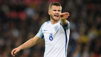 eric dier set for new role in england friendlies as southgate eyes world cup system change