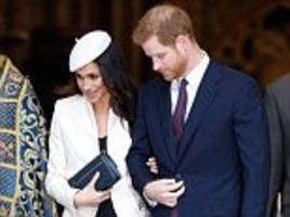 bookies predict harry and meghan will announce baby news this year