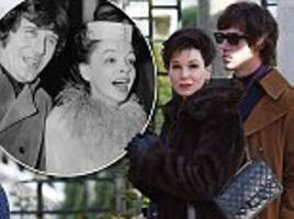 Renee Zellweger transforms into Judy Garland for upcoming biopic